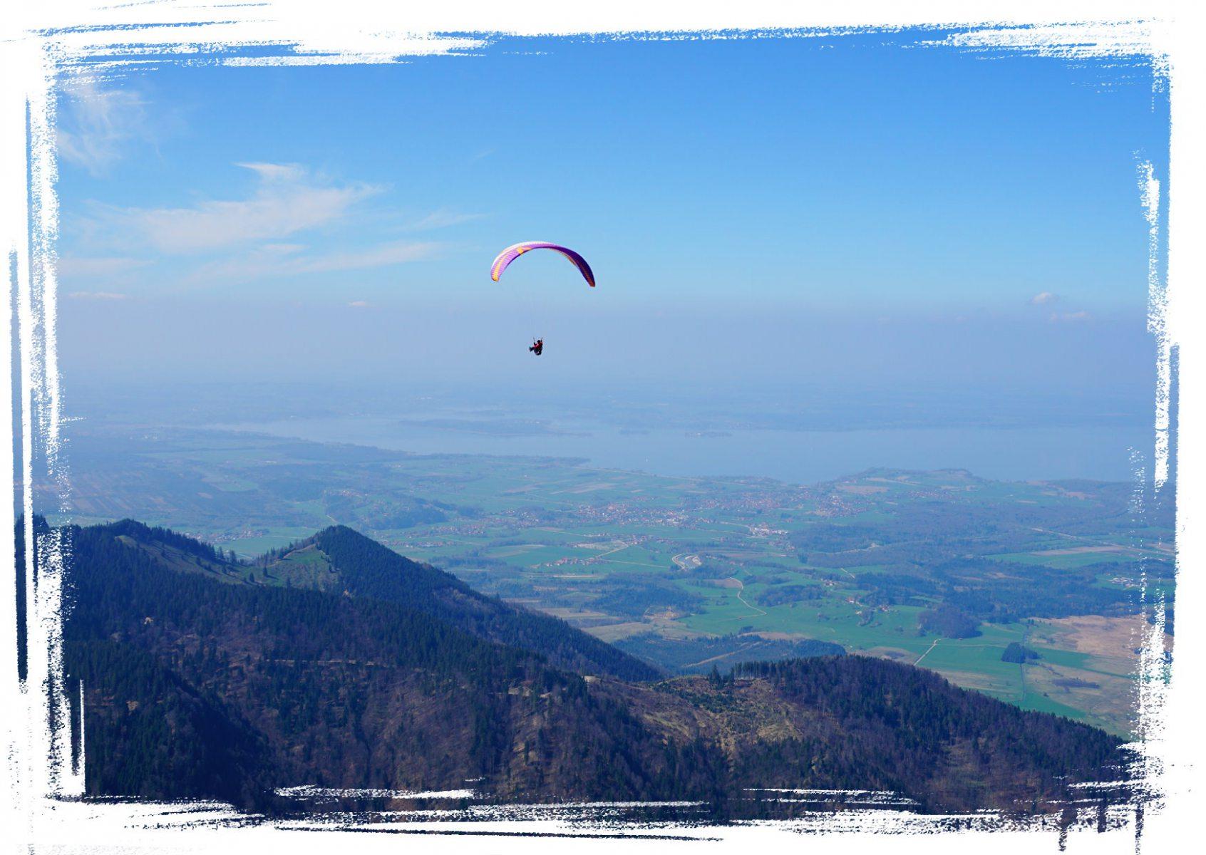 Werbepostkarten Chiemgau - Werbefotografie Tourismus & Wellness Prien am Chiemsee © Fotostudio Blauhorn