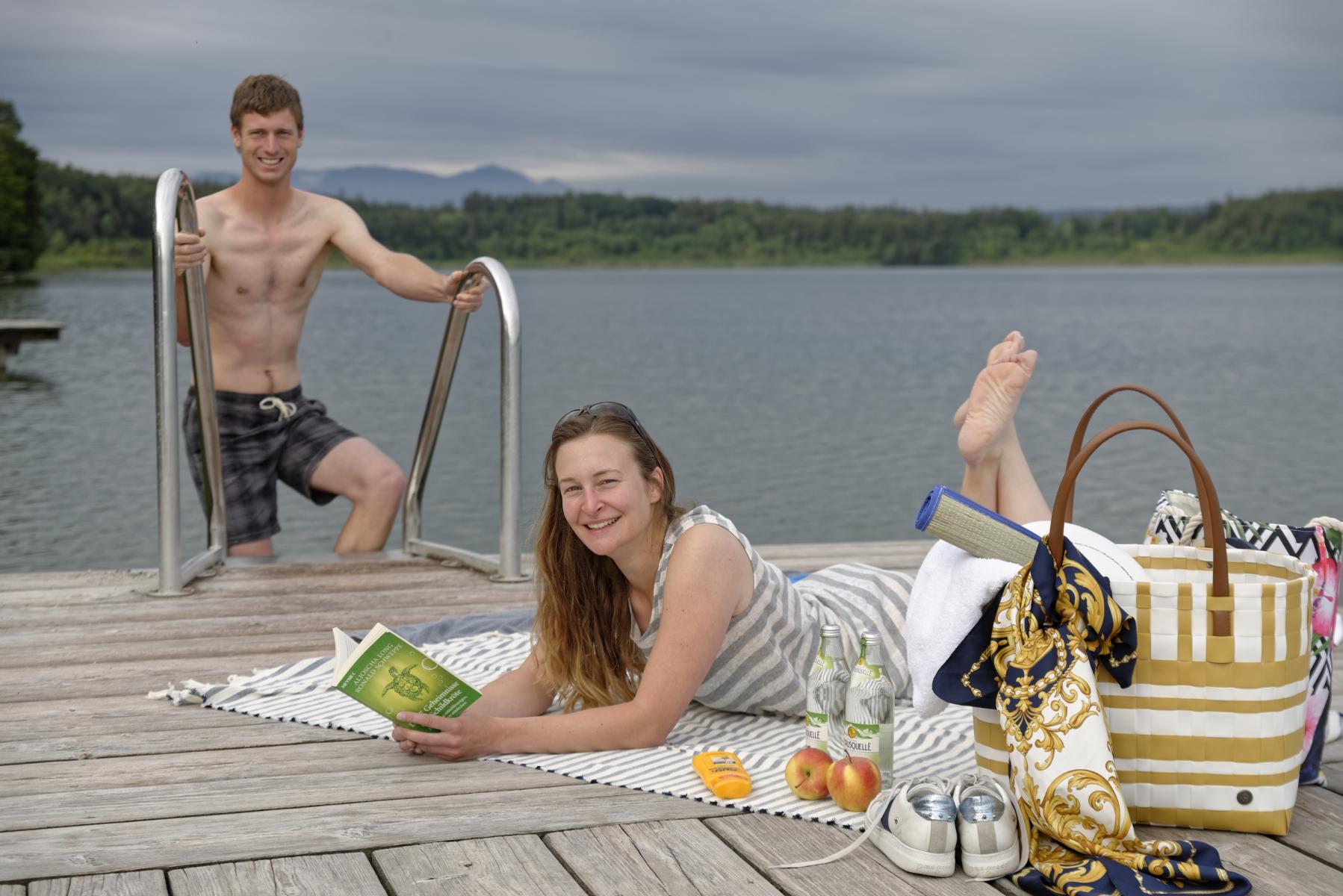 Werbefotografie Tourismus & Wellness Prien am Chiemsee © Fotostudio Blauhorn